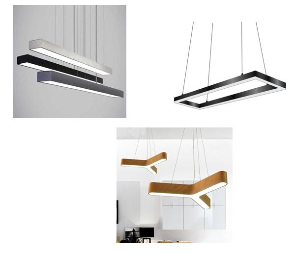 Hanging Profile Lights