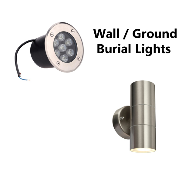 Wall / Ground Burial Lights